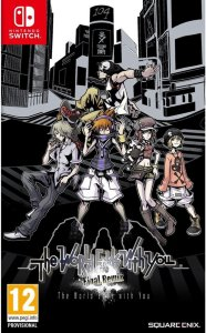 The World Ends With You -Final Remix- til Switch