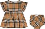Burberry Antique Check Alima Dress