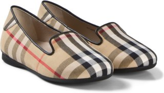 Burberry Antique Check Ally Shoes
