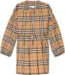 Burberry Antique Vintage Check Dress