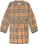 Burberry Antique Vintage Check Dress