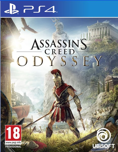Assassin's Creed Odyssey til Playstation 4