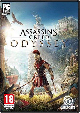 Assassin's Creed Odyssey til PC