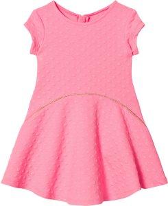 Billieblush Jacquard Jersey Dress
