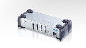 Aten 4-Port DVI Video Switch VS461