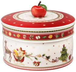 Villeroy & Boch Winter Bakery Delight stor kakeboks
