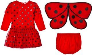 Stella McCartney Kids Ladybug Dress