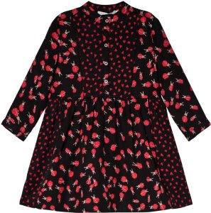Stella McCartney Kids Ladybug Print Dress