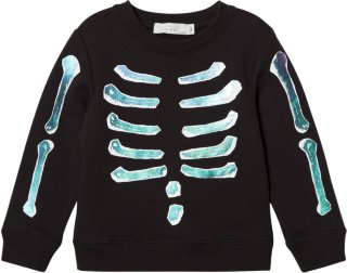 Stella McCartney Kids Skeleton Sweatshirt