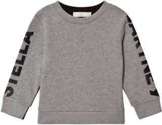 Stella McCartney Kids Branding Sweatshirt