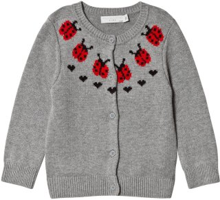 Stella McCartney Kids Ladybugs Cardigan