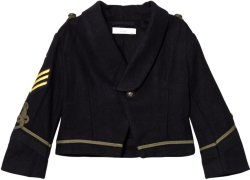 Stella McCartney Kids Lee Military Jacket