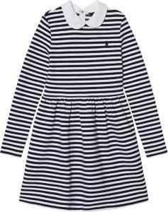 Ralph Lauren Long Sleeve Ponte Dress