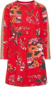 Name It Kids Floral Printed Cotton Dress