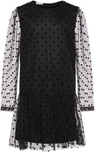 Name It Kids Dotted Tulle Dress