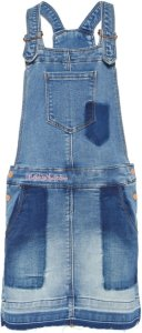 Name It Kids Denim Dungaree Dress