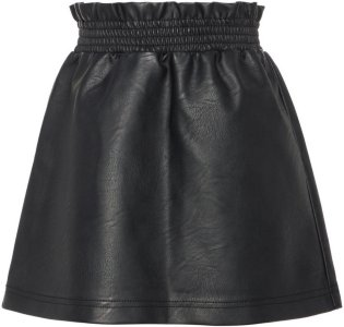 Name It Kids Imitated Leather Skirt
