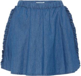 Name It Kids Frilled Denim Skirt