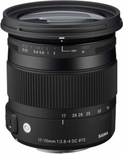 17-70mm F2.8-4 C DC Macro OS HSM C for Canon