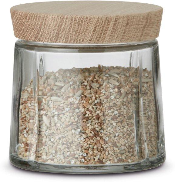 Rosendahl Grand Cru oppbevaringsglass 0,5L eikelokk