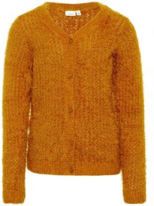 Name It Fuzzy Knitted Cardigan