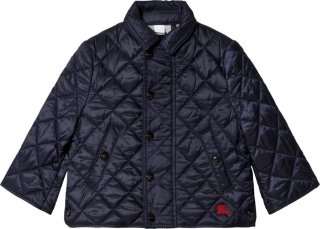 Burberry Mini Lyle Quilted Jacket
