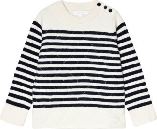 Burberry Dennis Quilted Sweater