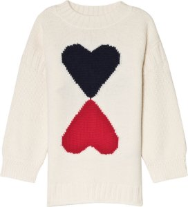 Burberry Double Heart Sweater
