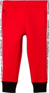 Burberry Stripe Detail Sweatpants