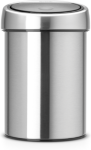 Brabantia Touch vegghengt søppelbøtte 3L