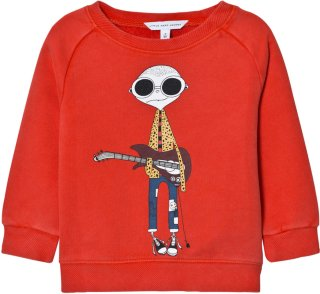 Little Marc Jacobs Mr Marc Sweatshirt