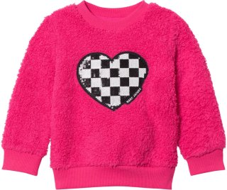 Little Marc Jacobs Furry Sweater