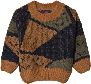 The Animals Observatory Arty Bull Sweater