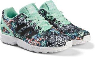 Adidas Originals Zebra Jungle Print ZX Flux (jr)