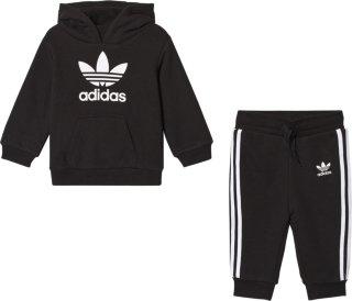 Adidas Originals Infants Logo Hoodie and Sweatpants