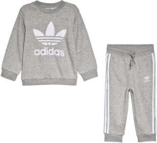 Adidas Originals Infants Logo Sweater and Sweatpants