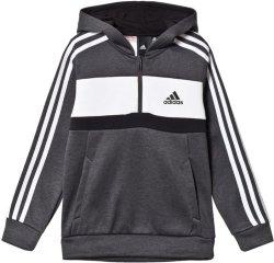 Adidas Performance Stripe Hoodie