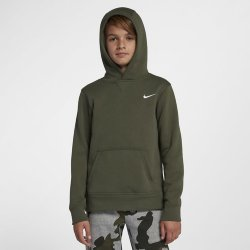 Nike YA76 Brushed Fleece Pullover