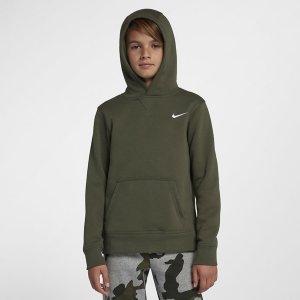 Nike YA76 Brushed Fleece Pullover