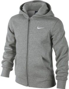 Nike YA76 Brushed Fleece Hoodie