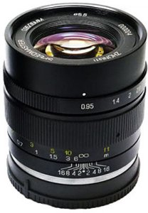 Mitakon 35mm f/0.95 MkII Fuji X