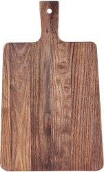 House Doctor skjærefjøl valnøtt 26x42cm