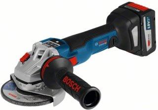 Bosch GWS 18 V-125 SCT (2x6,3Ah)