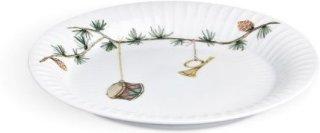 Kähler Hammershøi Jul tallerken 19cm