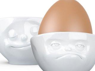 Tassen eggeglass