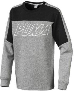 Puma Sweatshirt Style Crew Neck