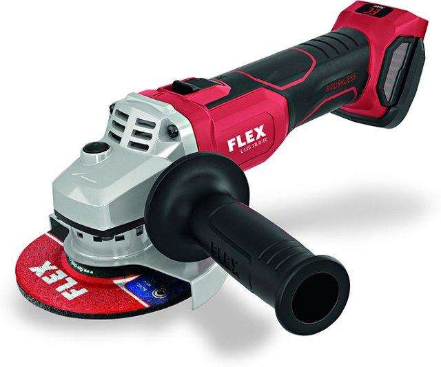 Flex L 125 18.0-EC (2x5,0Ah)