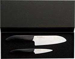 Kyocera sett 2 kniver (FK-075/140WH)
