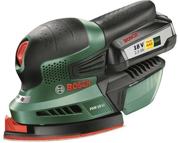 Bosch PSM 18 LI (1x2,5Ah)
