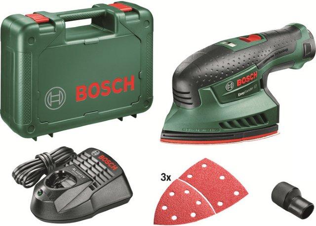 Bosch EasySander 12 (2x2,5Ah)